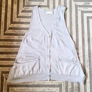 M M Couture Vest Size M